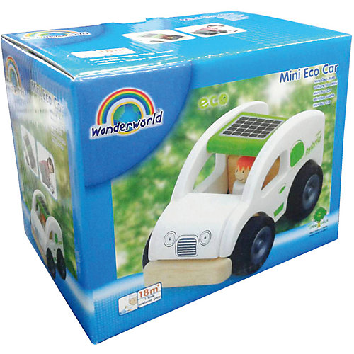 Деревянная игрушка Wonderworld Miniworld ЭКО от Wonderworld