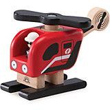 Деревянная игрушка Wonderworld Miniworld Вертолет