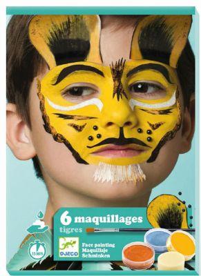 Kinderschminke Set Tiger Djeco Mytoys