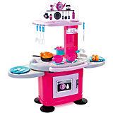"""Игровой набор Mochtoys """"Кухня"""", со столиками, 26 предметов"""