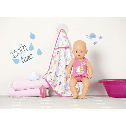 Кукла Zapf Creation My First Baby Born для игры в воде, 30 см от Zapf Creation
