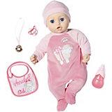 Многофункциональная кукла Zapf Creation Baby Annabell, 43 см