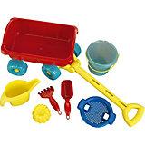 Набор для игры с песком Klein, 7 предметов