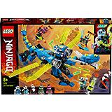 Конструктор LEGO Ninjago 71711: Кибердракон Джея
