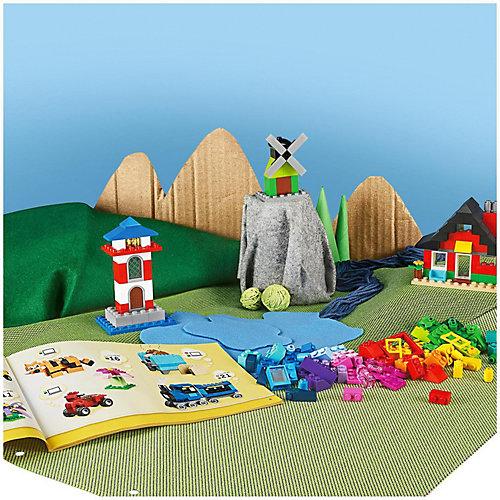 Конструктор LEGO Classic 11008: Кубики и домики от LEGO