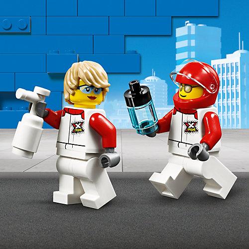 Конструктор LEGO City Great Vehicles 60254: Транспортировщик скоростных катеров от LEGO
