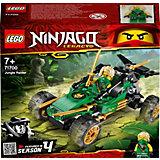 Конструктор LEGO Ninjago 71700: Тропический внедорожник