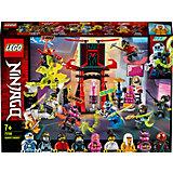 Конструктор LEGO Ninjago 71708: Киберрынок