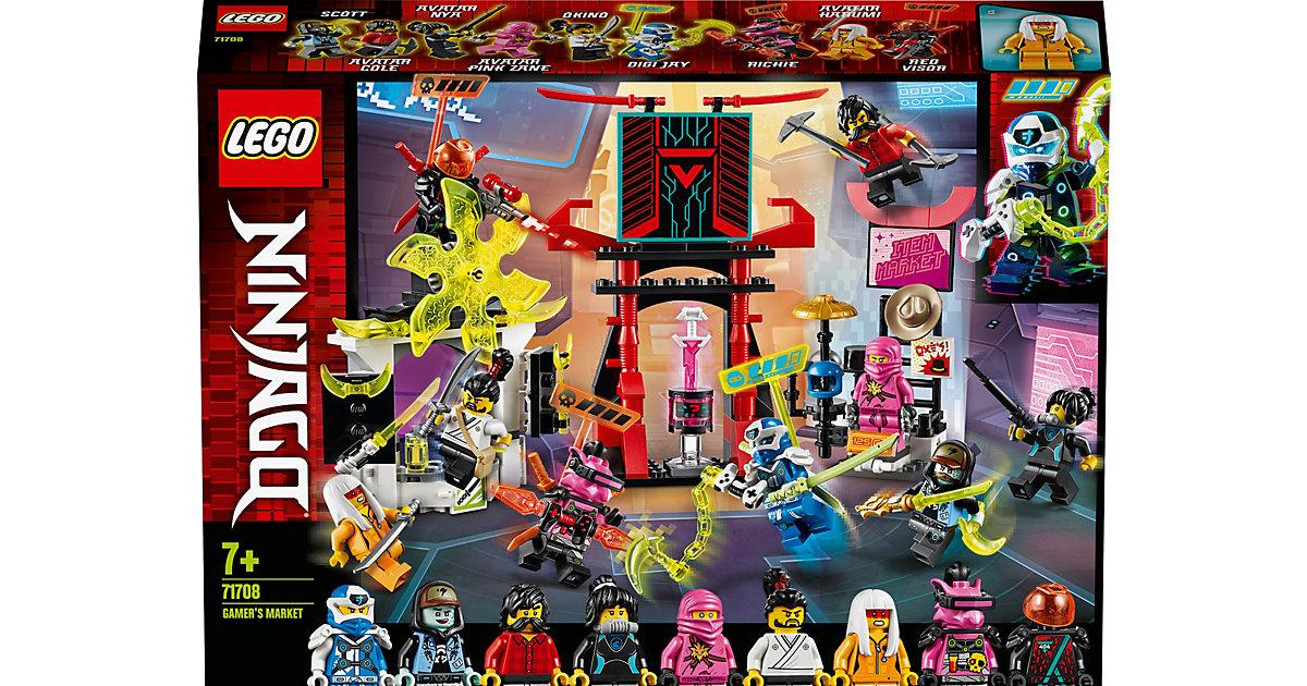 Lego Ninjago 71708 Marktplatz Moebel Suchmaschine Ladendirekt De