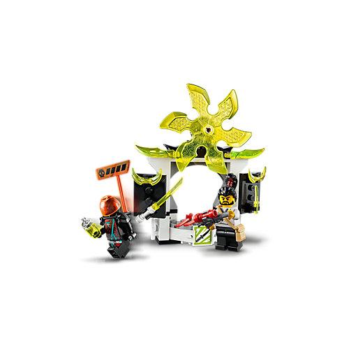Конструктор LEGO Ninjago 71708: Киберрынок от LEGO