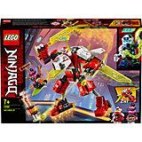 Конструктор LEGO Ninjago 71707: Реактивный самолёт Кая
