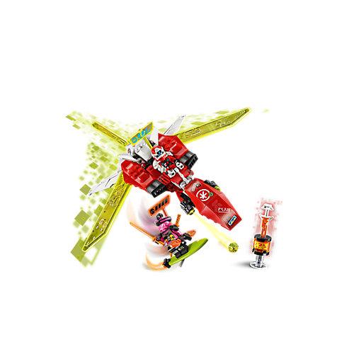 Конструктор LEGO Ninjago 71707: Реактивный самолёт Кая от LEGO