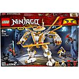 Конструктор LEGO Ninjago 71702: Золотой робот