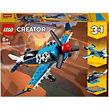 Конструктор LEGO Creator 31099: Винтовой самолёт