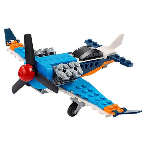 Конструктор LEGO Creator 31099: Винтовой самолёт от LEGO