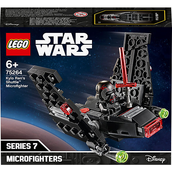 LEGO 75264 Star Wars: Kylo Rens Shuttle™ Microfighter