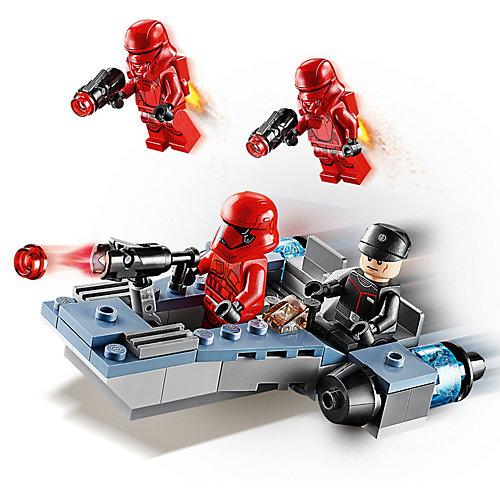 Конструктор LEGO Star Wars 75266: Боевой набор: штурмовики ситхов от LEGO