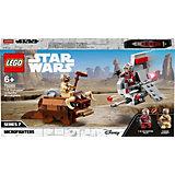 Конструктор LEGO Star Wars 75265: Микрофайтеры: Скайхоппер T-16 против Банты
