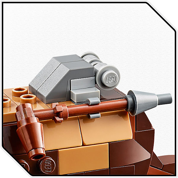 LEGO® Star Wars™ 75265 T-16 Skyhopper™ vs Bantha™ Microfighters