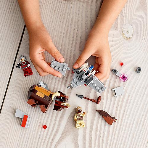 Конструктор LEGO Star Wars 75265: Микрофайтеры: Скайхоппер T-16 против Банты от LEGO