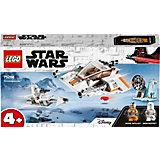 Конструктор LEGO Star Wars 75268: Снежный спидер