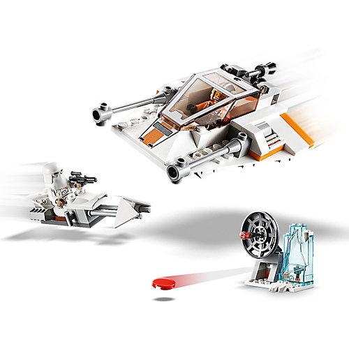 Конструктор LEGO Star Wars 75268: Снежный спидер от LEGO