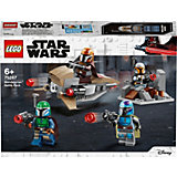 Конструктор LEGO Star Wars 75267: Боевой набор: мандалорцы