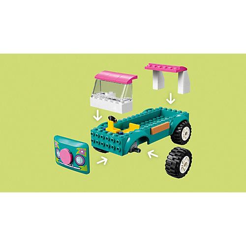 Конструктор LEGO Friends 41397: Фургон-бар для приготовления сока от LEGO