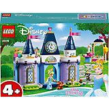 Конструктор LEGO Disney Princess 43178: Праздник в замке Золушки