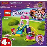 Конструктор LEGO Friends 41396: Игровая площадка для щенков