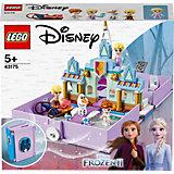 Конструктор LEGO Disney Princess 43175: Книга сказочных приключений Анны и Эльзы