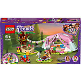 Конструктор LEGO Friends 41392: Роскошный отдых на природе