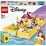 Конструктор LEGO Disney Princess 43177: Книга сказочных приключений Белль