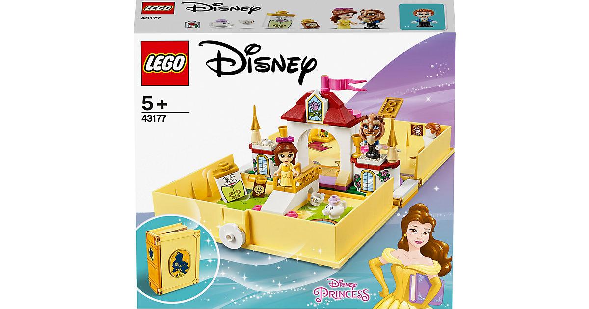 LEGO® I Disney Princess™ 43177 Belles Märchenbuch