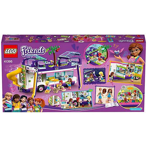 Конструктор LEGO Friends 41395: Автобус для друзей от LEGO