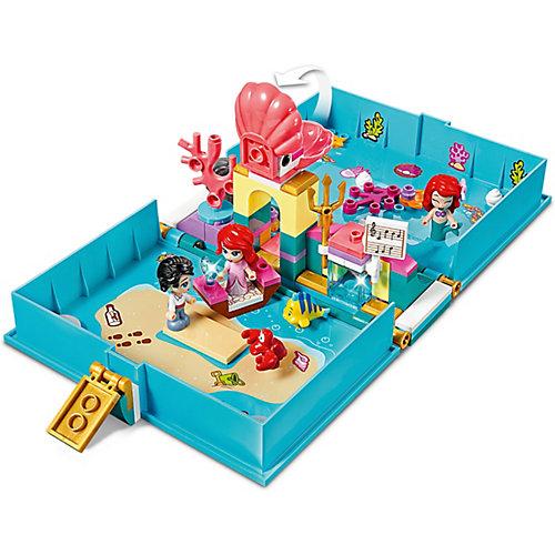 Конструктор LEGO Disney Princess 43176: Книга сказочных приключений Ариэль от LEGO