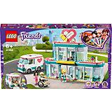 Конструктор LEGO Friends 41394: Городская больница Хартлейк Сити
