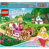 Конструктор LEGO Disney Princess 43173: Королевская карета Авроры