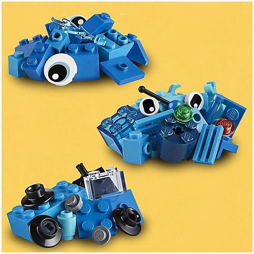 Конструктор LEGO Classic 11006: Синий набор для конструирования от LEGO