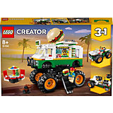 "Конструктор LEGO Creator 31104: Грузовик ""Монстрбургер"""