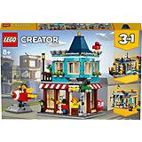 Конструктор LEGO Creator 31105: Городской магазин игрушек