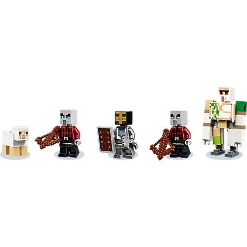 Конструктор LEGO Minecraft 21159: Аванпост разбойников от LEGO