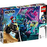 Конструктор LEGO Hidden Side 70428: Пляжный багги Джека