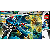 Конструктор LEGO Hidden Side 70429: Трюковый самолёт Эль-Фуэго