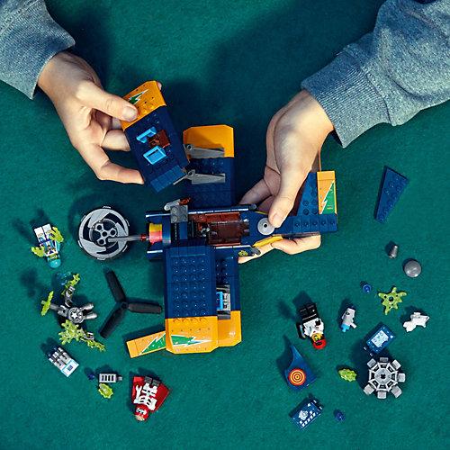 Конструктор LEGO Hidden Side 70429: Трюковый самолёт Эль-Фуэго от LEGO