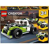 Конструктор LEGO Creator 31103: Грузовик-ракета