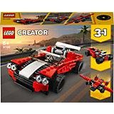 Конструктор LEGO Creator 31100: Спортивный автомобиль
