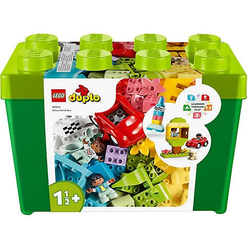 Конструктор LEGO DUPLO Classic 10914: Большая коробка с кубиками от LEGO