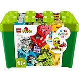 Конструктор LEGO DUPLO Classic 10914: Большая коробка с кубиками