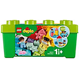 Конструктор LEGO DUPLO Classic 10913: Коробка с кубиками
